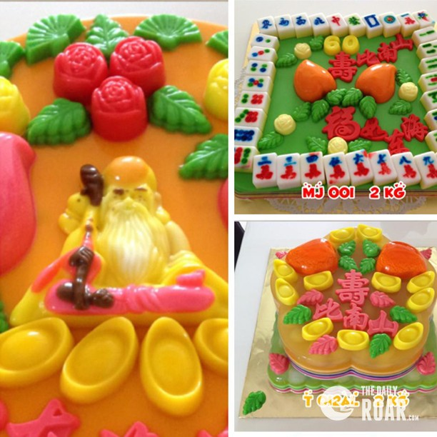 Asian Jelly Cake Malaysia The Daily Roar