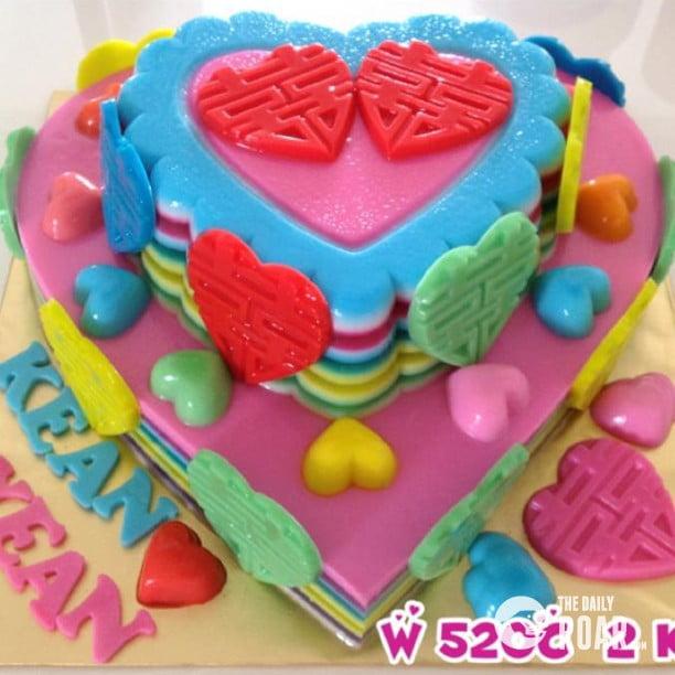 Asian Jelly Cake Malaysia The Daily Roar