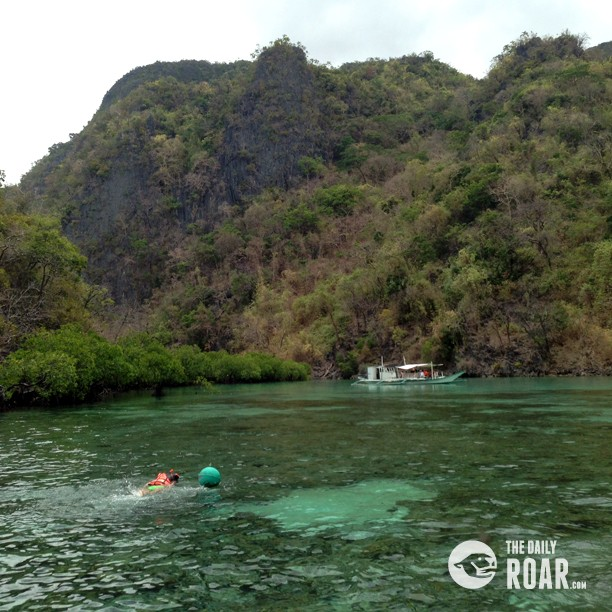 how to get to coron philippines