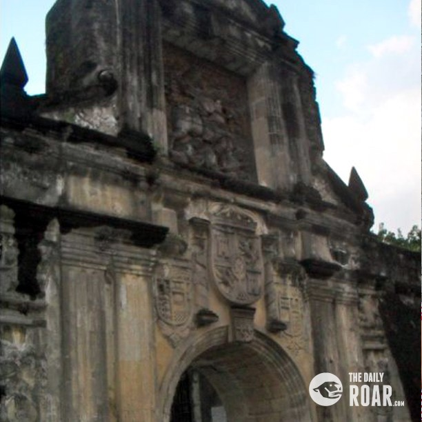 tour in historical fort santiago essay