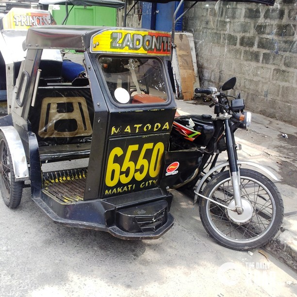 A Tricycle Ride in the Philippines | The Daily Roar