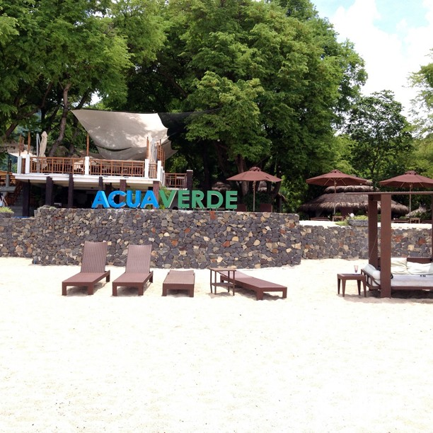 Looking Forward To Providing A Good Hangout For Holiday Acuaverde Beach Resort