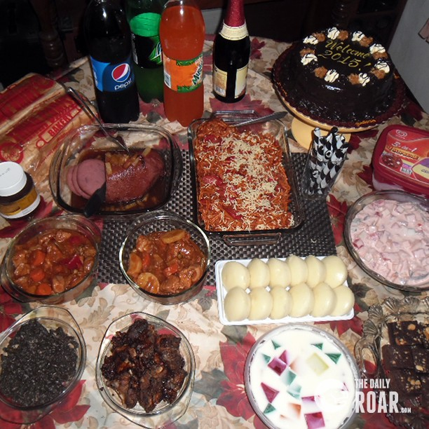 New Year S Eve The Filipino Way The Daily Roar