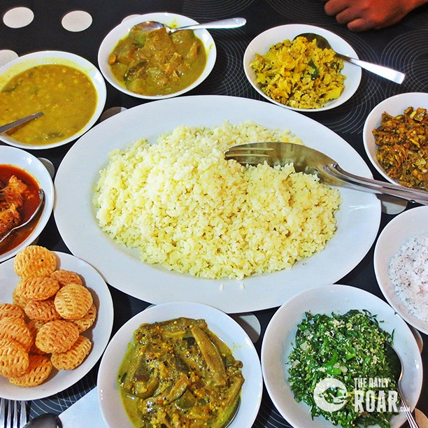 Sri lanka food in daily life the daily roar for Authentic sri lankan cuisine