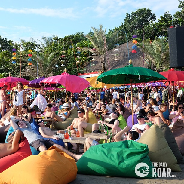 Pl Suggest Some Nice Places In Kerala And Best Time For: A Happening Place In Seminyak: La Plancha Beach Bar And