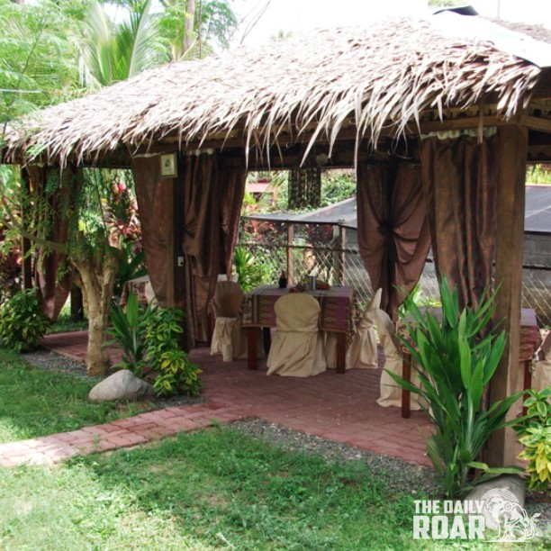 Bahay Kubo A Native House With A European Accent The